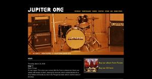Jupiter One Blog Design