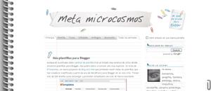 Meta Microcosmos by Yo Misma